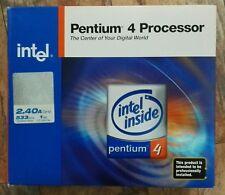 Microprocesadores NUEVOS Intel P4 2.40A GHz 533 MHz