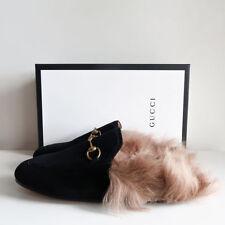 Velvet Solid Shoes for Women