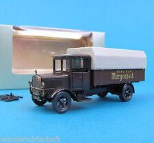 Roskopf H0 1040 Mercedes Berliner Morgenpost Oldtimer LKW Nostalgie 1:87 OVP RMM