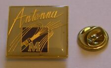 CHAMPAGNE M MONTAUDON Antenna French Wine vintage pin badge
