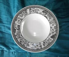 WEDGWOOD FLEUR DAMASK  Earthenware Rimmed Soup Bowl , Excellent more Available