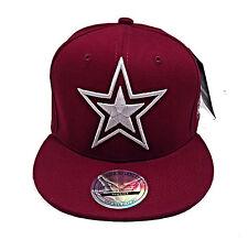 NEW PREMIUM STAR SIGN SNAPBACK FLAT PEAK BASEBALL CAP