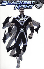 Blackest Night Special 1 (alemán) Superman-Variant lim.222 ex en exclusiva.