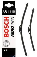Bosch Front Car Windscreen Wiper Blade AEROTWIN 650mm+400mm AR141S