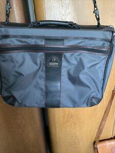 Samsonite Anzugkoffer Business Reisetasche Kleidersack Grau