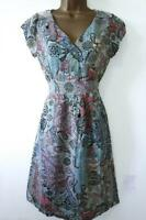 WHITE STUFF PAISLEY TEA DRESS SIZE 8 - 18 NEW TUNIC BLUE IVORY KHAKI PINK BLACK