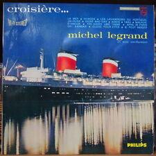 MICHEL LEGRAND CROISIERE... BOAT COVER RARE ORIG FRENCH LP
