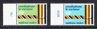 United Nations Geneva 1977 Fight Against Racial Discrimination Set - MUH