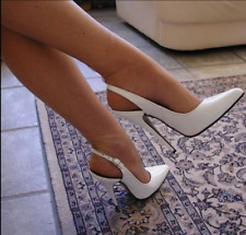 Sexy Womens 13cm Evening Party Sexy Party Nightclub Pointy Toe High Heel Shoes