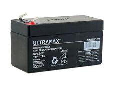 More details for upg ub1213 (d5738) 12v 1.3ah sealed lead acid replacement ultramax 1.2ah battery