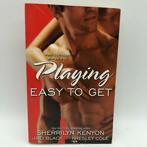 PLAYING Easy To Get - 3 Stories in 1 -  Sherrilyn Kenyon - Free Postage
