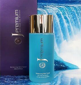 Jericho Premium BALANCING SKIN TONER removes impurities & helps clear skin pores