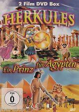 DVD - 2 Películas = Herkules / Ein Príncipe para Ägypten - Película de Animación