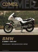 New Clymer Service Repair Shop Manual BMW K-Series 1985-1997 M500-3