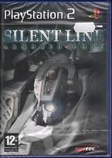 Silent Line Armored Core Videogioco Playstation 2 PS2 Sigillato 0093992098353