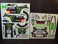 DECALS 1/24 FORD FIESTA RS WRC #21 ATKINSON MEXICO 2012   - COLORADO  24138