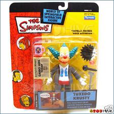 Simpsons Tuxedo Krusty series 13 playmates interactive