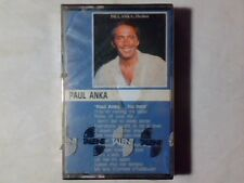 PAUL ANKA His best mc ITALY SIGILLATA RARISSIMA