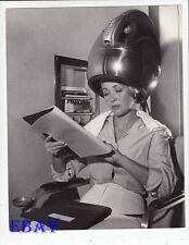Jane Powell gets hair done VINTAGE Photo