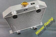 "FIT FORD FLATHEAD V8 M/T 1942-1948 26"" ALUMINUM RADIATOR 1946 1947"