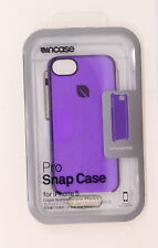 NWT Incase Pro iPhone 5 Snap Case Purple 11859