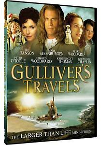 Gullivers Travels (DVD) TED DANSON