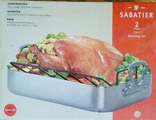 NIB Sabatier 2-Piece Roasting Set Style 5158286 NEW IN BOX
