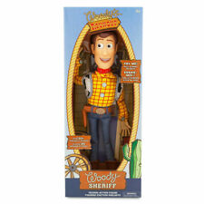 "Disney Toy Story 3 Plush Cowboy Woody 40cm/16"" H Talking Doll toy"