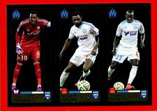 FIFA 365 2015-16 PANINI 2016 -Figurina Stiker- n. 413/414/415 - MARSEILLE -New