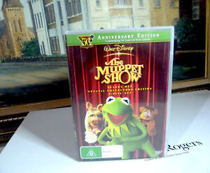 The Muppet Show - Season 1 * Remastered Collector's Edition - R4 DVD Set *VGC