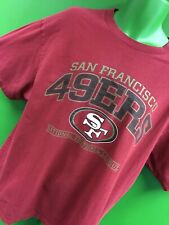 T575/290 NFL San Francisco 49ers Vintage Lee T-Shirt Men's XL