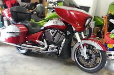 Victory Cross Roads Country Chrome Highway Bars Engine Guard Crash Magnum 10-17
