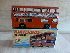 Matchbox 17 The Londoner Bus Boxed