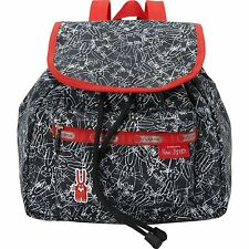 LeSportsac Women's X Peter Jensen Small Edie Backpack Bag in Scribble Rabbits