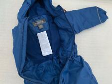 658543f06 Babies One Piece Insulated Snow Suit Waterproof Regatta Splosh Rkp010 BNWL  Navy