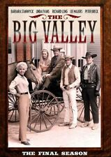 THE BIG VALLEY: THE FINAL SEASON 4 (Barbara Stanwyck) - DVD - Sealed Region 1