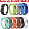 For Garmin Vivofit 3 JR2 Kids Replacement Band Small Large Sports Wrist Strap