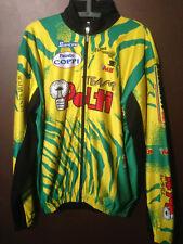 Maillot de vélo cyclisme Veste Team POLTI jacket jersey cycling maglia ciclismo