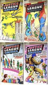Justice League of America 13, 18, 19, 20