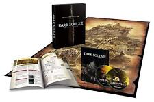 DARK SOULS III THE FIRE FADES EDITION with Map Guide Book Soundtrack CD PS4