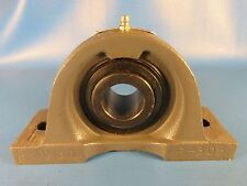 "Sealmaster MP-19 Mounted Pillow Block Ball Bearing, 1 3/16"" Shaft"