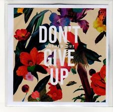 (EN350) Washed Out, Don't Give Up - 2013 DJ CD