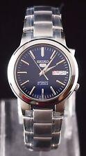 SNKA05K1 SEIKO 5 SNKA05 Stainless Steel Band Automatic Men's Blue Watch New
