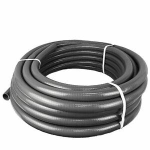 PVC Flexschlauch Klebeschlauch Poolflex mit Ø 40mm, 50mm + 63mm in 6 Längen