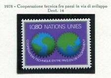 19555) United Nations (Geneve) 1978 MNH New Cooperation