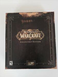 World of Warcraft - Vanilla Collector's Edition (PC, 2004)