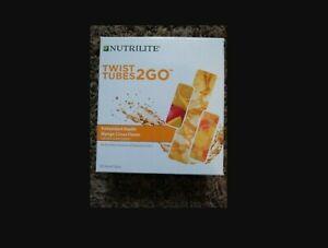 Mango Citrus 20 Twist Tubes - Antioxidant Health