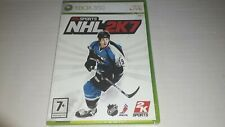 NHL 2K7 (Xbox 360) (New & Sealed)