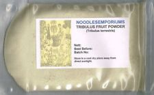 Tribulus Fruit Powder 250g Certified Organic, Non GMO, Pesticide Free.