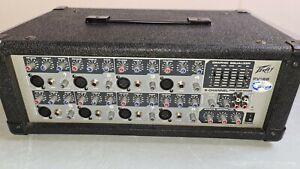Peavey PVi8B 8 Channel 150W Powered PA Mixer